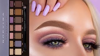 NEW ANASTASIA BEVERLY HILLS *NORVINA* PALETTE LAUNCH! REVIEW, SWATCHES, TUTORIAL + MORE | MCDREW