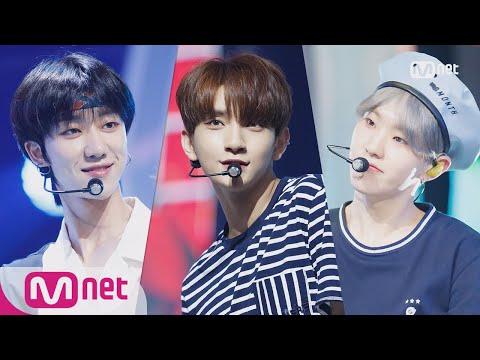 [SEVENTEEN - Oh My!] KPOP TV Show   M COUNTDOWN 180726 EP.580