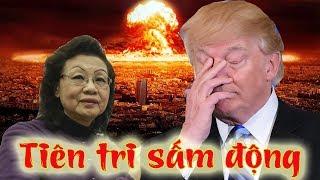 Cả thế giới rùng mình trước lời tiên đoán lạnh người của Thầy Phong Thủy Trung Quốc về Donald Trump