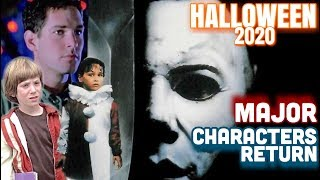 Halloween Kills (2020) Tommy Doyle Back!