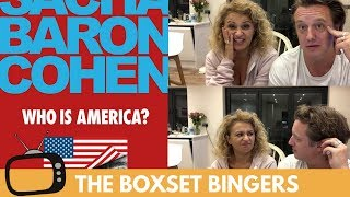 Who Is America (Sacha Baron Cohen) Ep. 5 - Nadia Sawalha & Family Review & Reaction