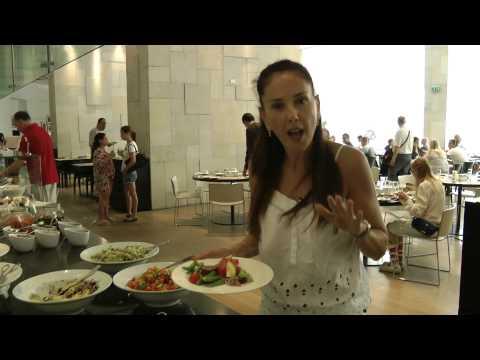 סופשבוע של תזונה ובריאות מלון ממילא ירושלים - מיכל צפיר