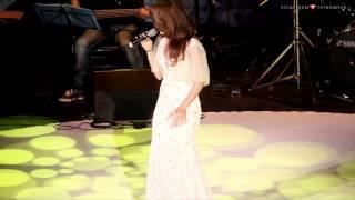 Va em co anh - My Tam ( Gui tinh yeu cua em - Live in HaNoi / 26102013 )