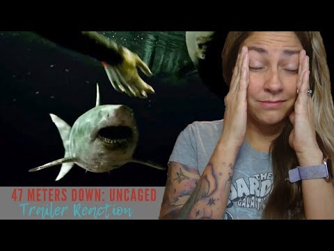 47 Meters Down: Uncaged Final Trailer Reaction