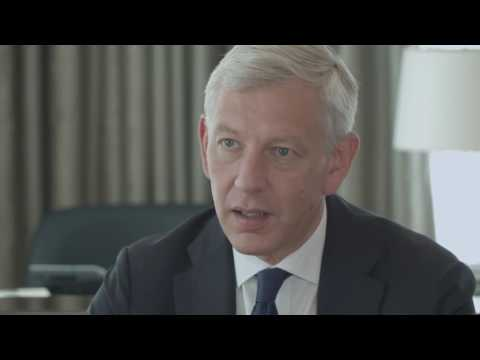 Dominic Barton's visit to Budapest