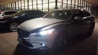 2017 Mazda 6 (Amazing night view!)