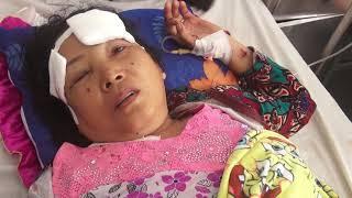 Những người sống sót sau vụ tai nạn thảm khốc ở Tây Ninh