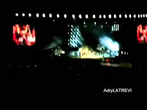Madonna Spanish Lesson / Masterpiece The MDNA Tour Ciudad de México