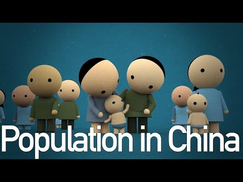 POPULATION IN CHINA