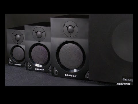 Mediaone BT Active Studio Monitors with Bluetooth®