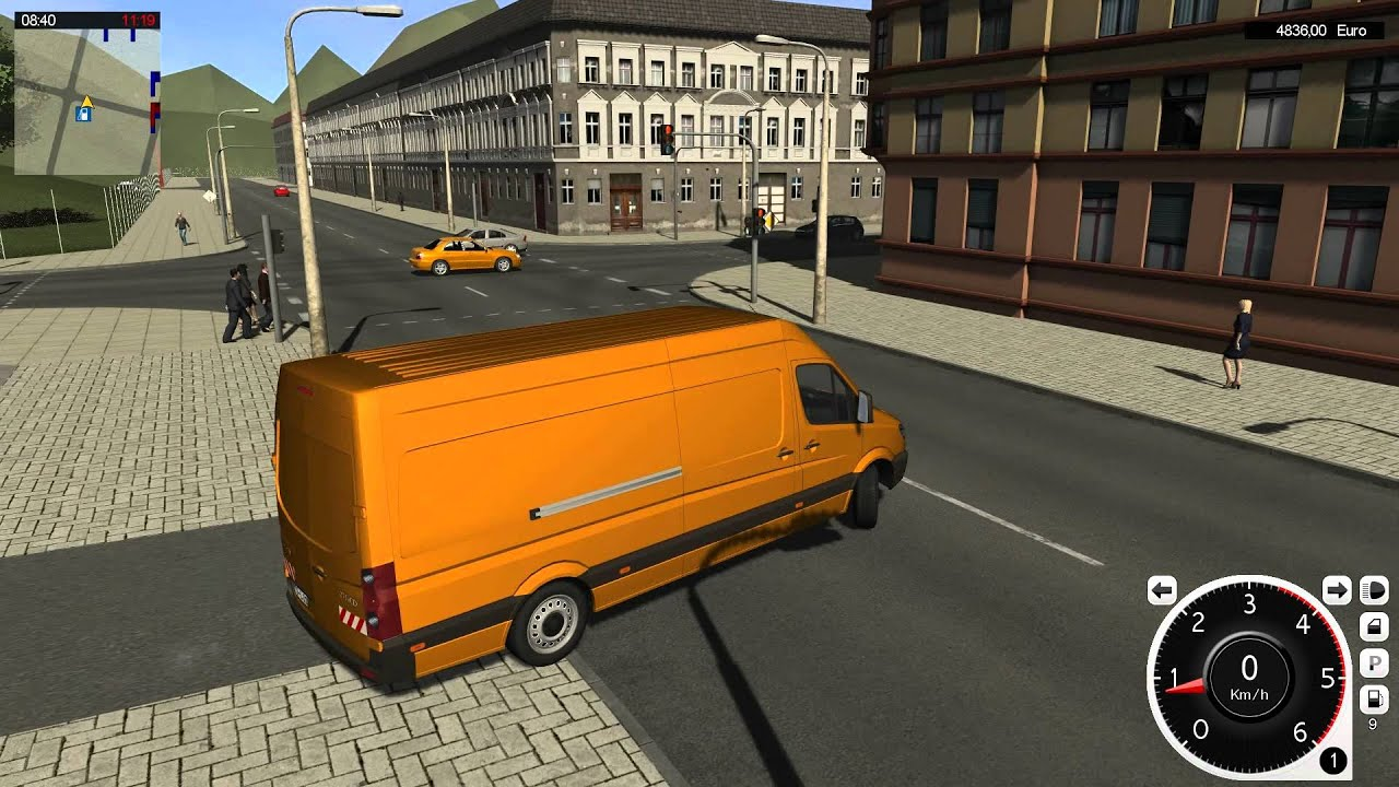 SONDERFAHRZEUGE DEUTSCH/GERMAN TÉLÉCHARGER GAMEPLAY 2012 SIMULATOR PC