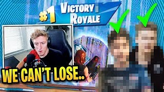 Tfue *PERFECTS* Trio Strategy DESTROYING Pros