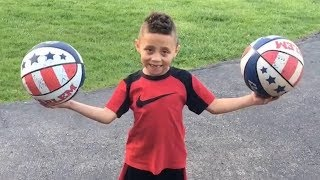 Kids Are Awesome! Vinnie: Future Basketball Champ