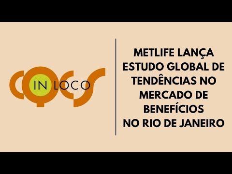 Imagem post: MetLife lança estudo global de tendências no mercado de benefícios no Rio de Janeiro