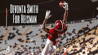 Devonta Smith For Heisman 🏈