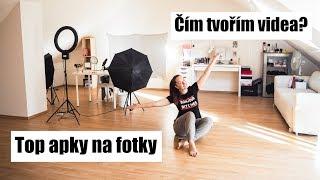 TerryMakeupTutorials - Jak upravuji fotky + Skladování kosmetiky + Jak tvořím videa | TMT - Zdroj: