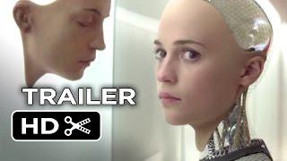 Ex Machina (2015) Trailer – Oscar Isaac, Domhnall Gleeson Movie HD