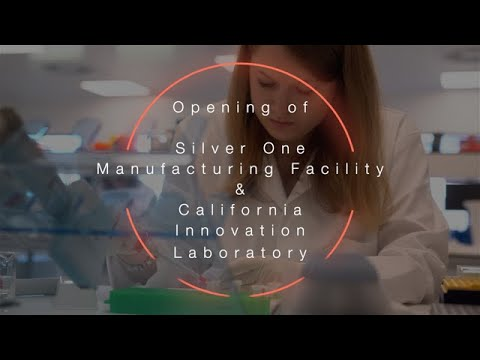 Watch a short interview with Dr Gaetan Michel showcasing both Silver One and the Innovation Hub