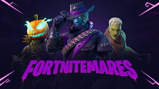 Fortnite haunted by Fortnitemares