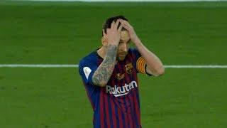 Lionel Messi vs Valencia (Copa Del Rey Final 2019) HD 1080i