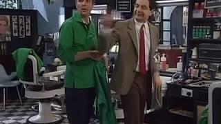 Mr. Bean beim Frisör
