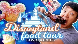 Disneyland FOOD REVIEW! Best & Worst Foods
