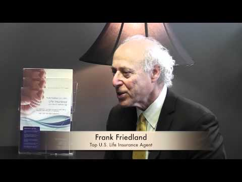 Frank Friedland, Top U.S. Life Insurance Agent (Feature Video By: BinchmarkMarketing.com)