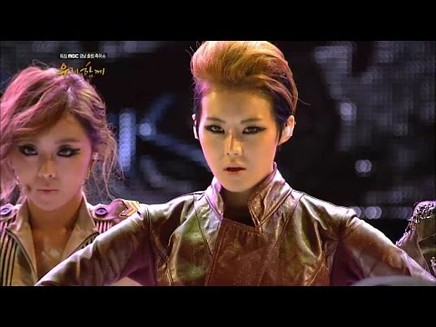 【TVPP】Brown Eyed Girls - Sixth Sense, 브아걸 - 식스 센스 @ MBC Kyungnam Opening Celebration Live