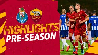 PORTO-ROMA 1-1   HIGHLIGHTS