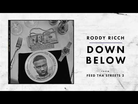 Roddy Ricch - Down Below [Official Audio]