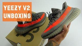 adidas Yeezy 350 Boost V2 Beluga Unboxing
