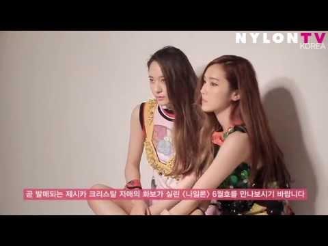 [NYLON TV KOREA]제시카+크리스탈