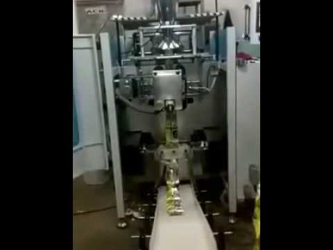 GT5S High Speed Continuous Motion Packing Machine