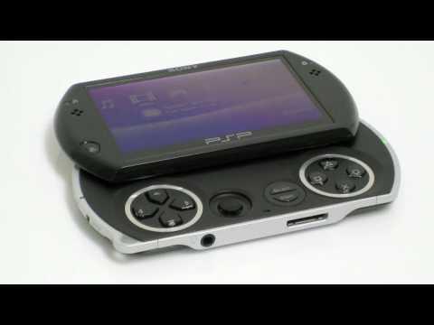 Demontaż poklatkowy PSP Go