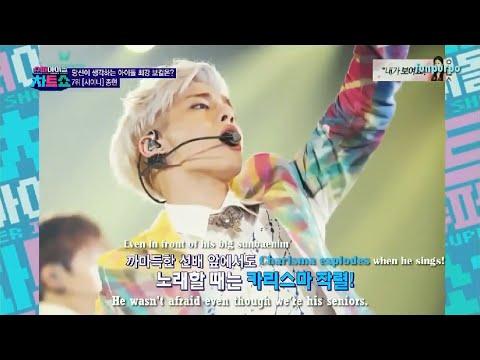 [ENG] 140228  Super Idol Chart Show - SHINee Jonghyun #7 Best Vocal cut