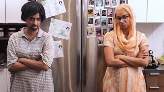 Paramjeet and manjeet complaining for 4 minutes (superwomans parents)
