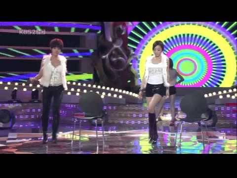 [HQ] SNSD + KARA + BEG + 4Minutes + T-ARA + Kim Tae Woo - G7 (Dec 26, 2009) Part 1/3