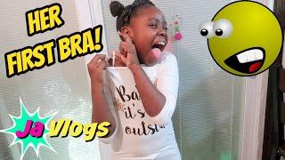 Niyah Has On A Bra? | Vlogmas Day 20