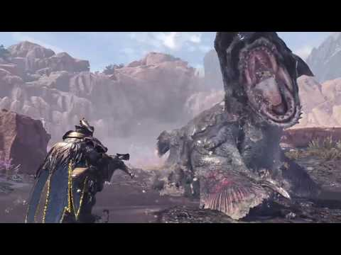 video Monster Hunter World (PC)