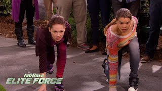 Fastest Girl in the World | Lab Rats Elite Force | Disney XD