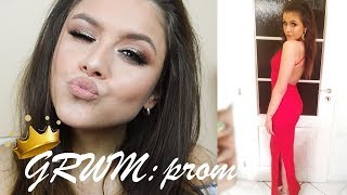 Get ready with me: PROM