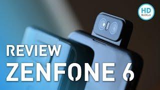Recensione Asus Zenfone 6: 5000mAh e Android Stock a 499 euro