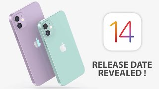 iPhone 12 & iOS 14 - RELEASE Date Revealed !