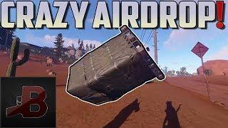 Crazy Airdrop! - Rust
