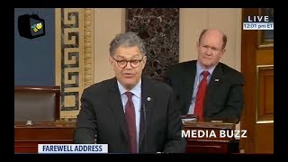 Senator Al Franken Farewell Speech 12/21/17