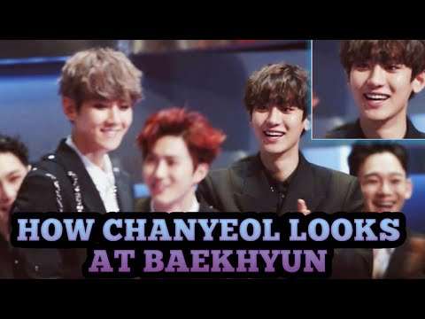 [찬백-CHANBAEK] Love is alive in me (How Chanyeol looks at baekhyun - New moments)