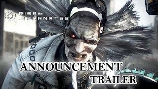 Rise of Incarnates - PC - Announcement Trailer