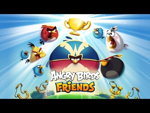 Play Angry Birds Friends on PC 2