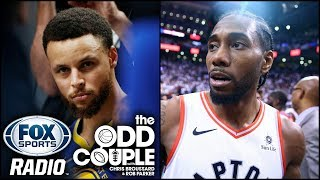Rob Parker - Warriors Can't Beat Raptors Without Kevin Durant