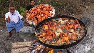 Whole Fried Chicken   Full Fried Chicken Prepared By  Grandpa